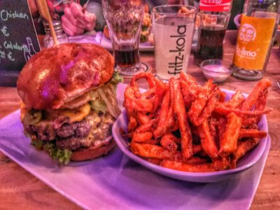 Bobbys Burger Hamburg